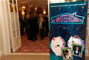 China Opens The AFA Evening Gala Reception  Salle Belle Epoche Hotel Hermitage