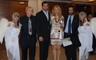 Winners Dir. Todd Norwood, actor Scott Elrod, actor Elena Portnoy, actor Carlos Leon & AFA Angels