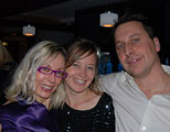 Rosana and VIP Guest Birgit and Mike of Lichtenstein