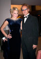Miss Great Britain 2008 Gemma Garrett and Dean Bentley AFA Executive Producer Monaco Int'l Film Fest